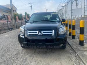 Honda Pilot 2006 LX 4x4 (3.5L 6cyl 5A) Black | Cars for sale in Lagos State, Ikeja