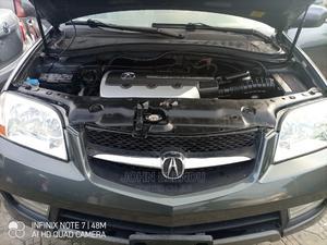 Acura MDX 2003 3.5L 4x4 Gray   Cars for sale in Lagos State, Amuwo-Odofin