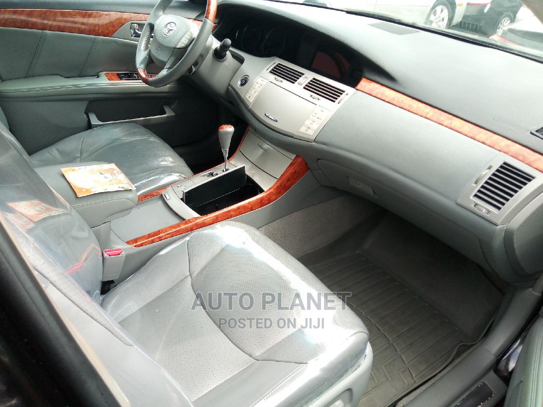 Archive: Toyota Avalon 2007 Limited Black
