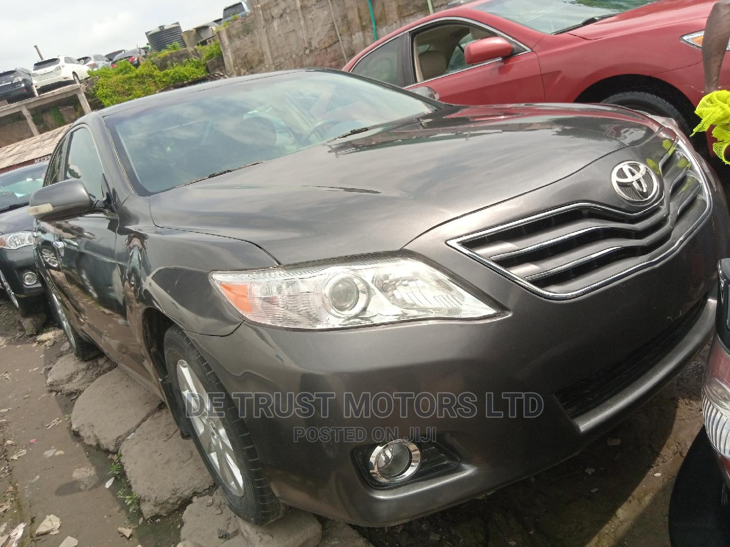 Toyota Camry 2008 3.5 XLE Gray | Cars for sale in Apapa, Lagos State, Nigeria