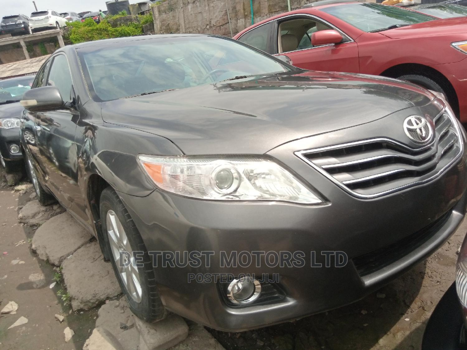 Toyota Camry 2008 3.5 XLE Gray