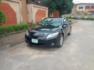 Toyota Camry 2008 2.4 LE Black   Cars for sale in Lagos State, Magodo