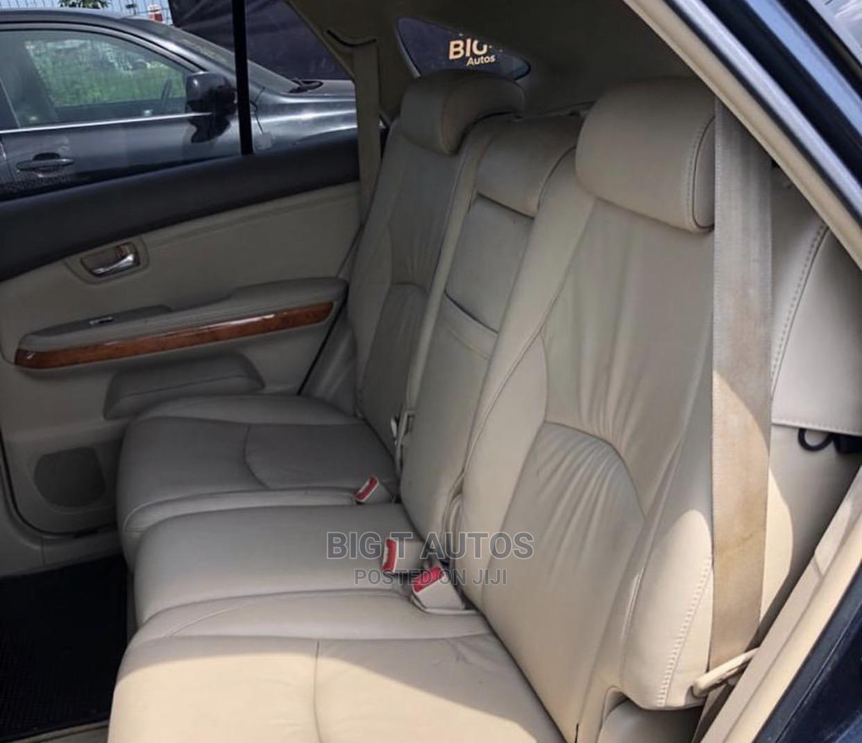Archive: Lexus RX 2004 Blue