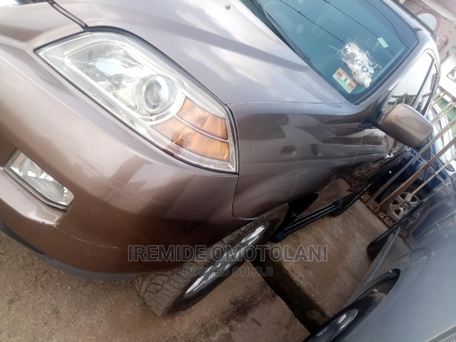 Acura MDX 2006 Gold | Cars for sale in Abule Egba, Lagos State, Nigeria