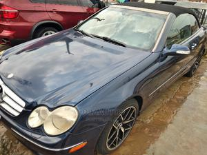 Mercedes-Benz CLK 2008 Blue | Cars for sale in Lagos State, Isolo