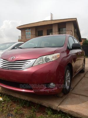 Toyota Sienna 2010 Red | Cars for sale in Lagos State, Maryland