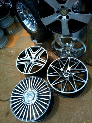 All Is SIZE 20 Inches for Mercedes Benz Available Likethis 4 | Vehicle Parts & Accessories for sale in Lagos State, Mushin