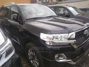 New Toyota Land Cruiser 2021 4.5 V8 VXR Blue | Cars for sale in Lagos State, Apapa
