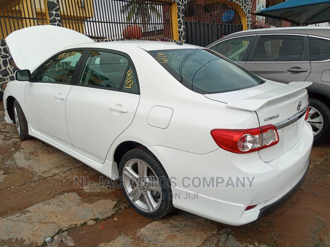 Toyota Corolla 2013 White | Cars for sale in Ojodu, Lagos State, Nigeria