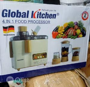 Global Kitchen 4 in 1 Food Processor | Kitchen Appliances for sale in Lagos State, Lagos Island (Eko)
