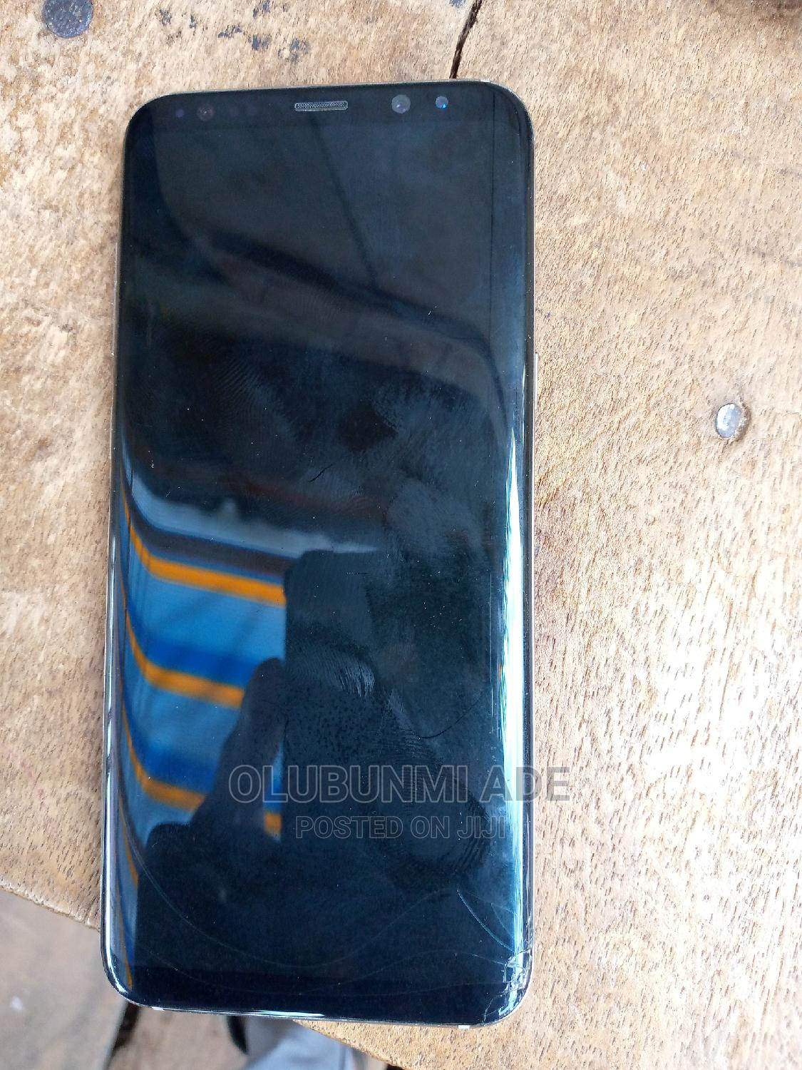 Samsung Galaxy S8 Plus 64 GB Gold   Mobile Phones for sale in Akure, Ondo State, Nigeria