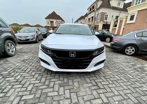 Honda Accord 2018 Sport 2.0T White | Cars for sale in Lagos State, Lekki
