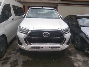 New Toyota Hilux 2021 White | Cars for sale in Lagos State, Apapa