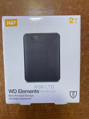 WD Element 2tb External HDD   Computer Hardware for sale in Lagos State, Ikeja