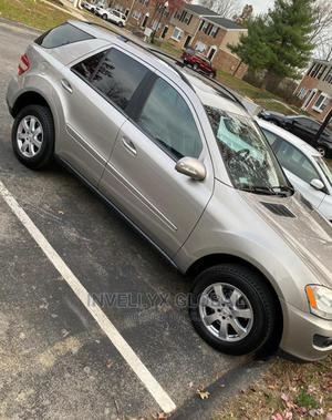 Mercedes-Benz M Class 2007 Silver | Cars for sale in Lagos State, Ajah