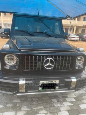 Mercedes-Benz G-Class 2009 Base G 55 AMG 4x4 Black | Cars for sale in Lagos State, Lekki