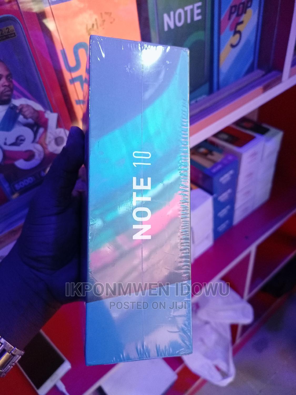 New Infinix Note 10 128 GB Orange   Mobile Phones for sale in Benin City, Edo State, Nigeria