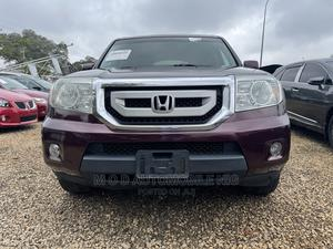 Honda Pilot 2010 Red | Cars for sale in Abuja (FCT) State, Gwarinpa