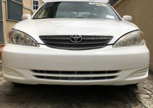 Toyota Camry 2002 White   Cars for sale in Lagos State, Gbagada