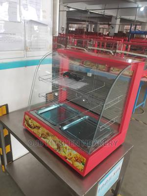 Sneaks Display Warmer 2 Trey   Restaurant & Catering Equipment for sale in Lagos State, Surulere