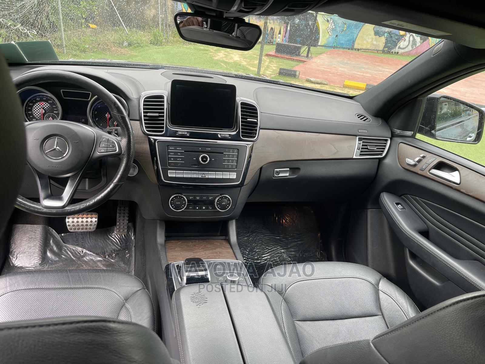 Mercedes-Benz GLE-Class 2017 Gray | Cars for sale in Ojodu, Lagos State, Nigeria