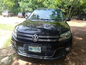Volkswagen Tiguan 2012 Black   Cars for sale in Abuja (FCT) State, Jabi