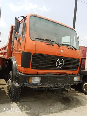 MERCEDES Tipper 1622   Buses & Microbuses for sale in Lagos State, Apapa