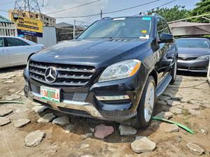 Mercedes-Benz M Class 2014 Black   Cars for sale in Lagos State, Ajah
