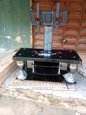 Glass Television Stand | Furniture for sale in Lagos State, Ojo