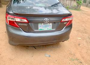 Toyota Camry 2012 Gray | Cars for sale in Abuja (FCT) State, Gudu