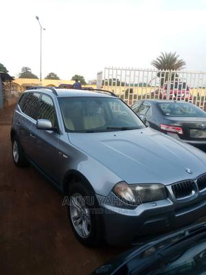 BMW X3 2008 2.0i Silver   Cars for sale in Kwara State, Ilorin West