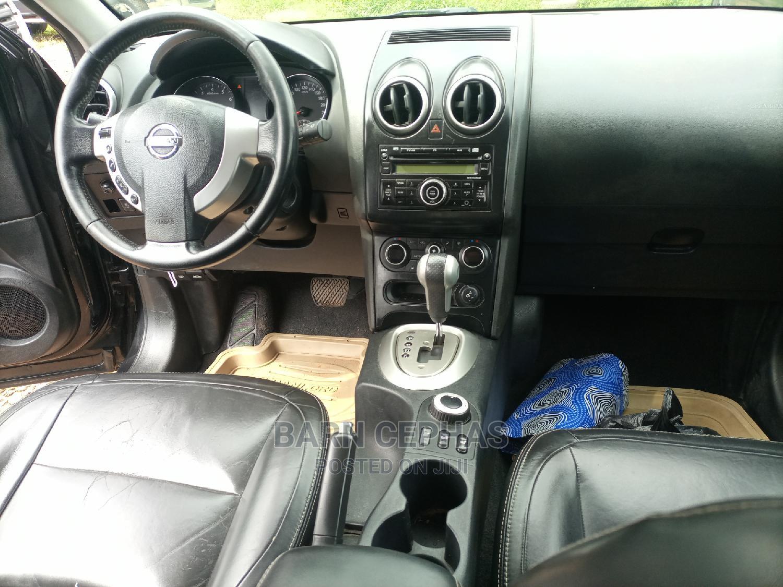 Archive: Nissan Qashqai 2014 Black