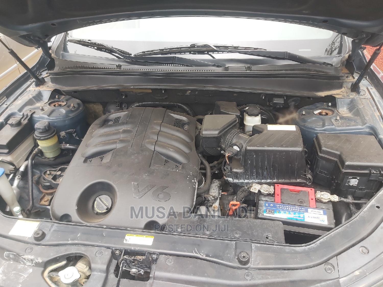 Archive: Hyundai Santa Fe 2009 2.2 CRDi 4WD Gray