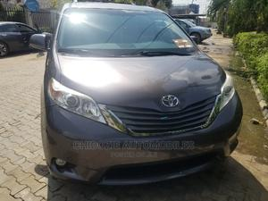 Toyota Sienna 2012 XLE 7 Passenger Gray | Cars for sale in Lagos State, Amuwo-Odofin