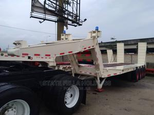 Strong 150 Tonne Back Loader Low Bed for Sale.   Trucks & Trailers for sale in Rivers State, Port-Harcourt