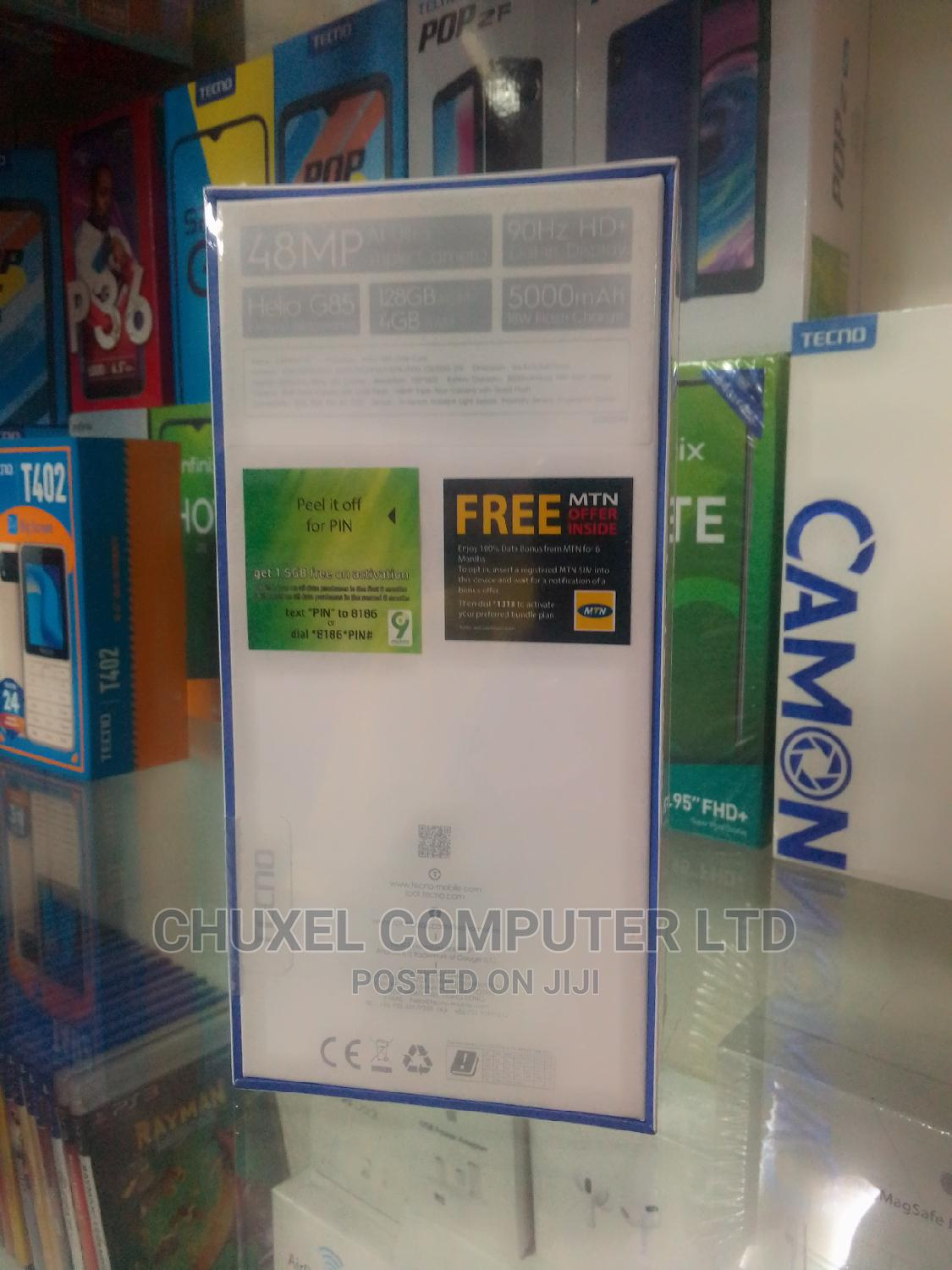 New Tecno Camon 17 128 GB | Mobile Phones for sale in Port-Harcourt, Rivers State, Nigeria