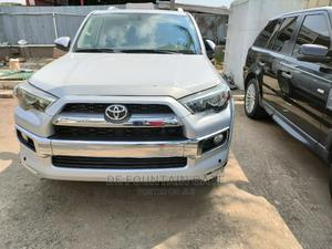 Toyota 4-Runner 2015 Silver | Cars for sale in Lagos State, Ogba