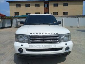 Land Rover Range Rover Sport 2009 HSE 4x4 (4.4L 8cyl 6A) White   Cars for sale in Lagos State, Alimosho