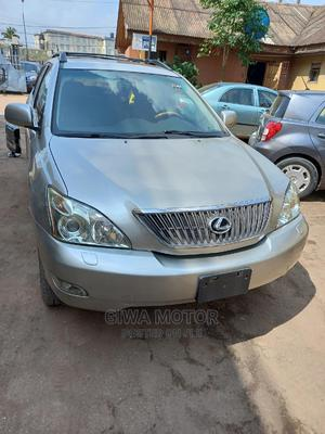 Lexus RX 2007 350 Silver | Cars for sale in Lagos State, Abule Egba