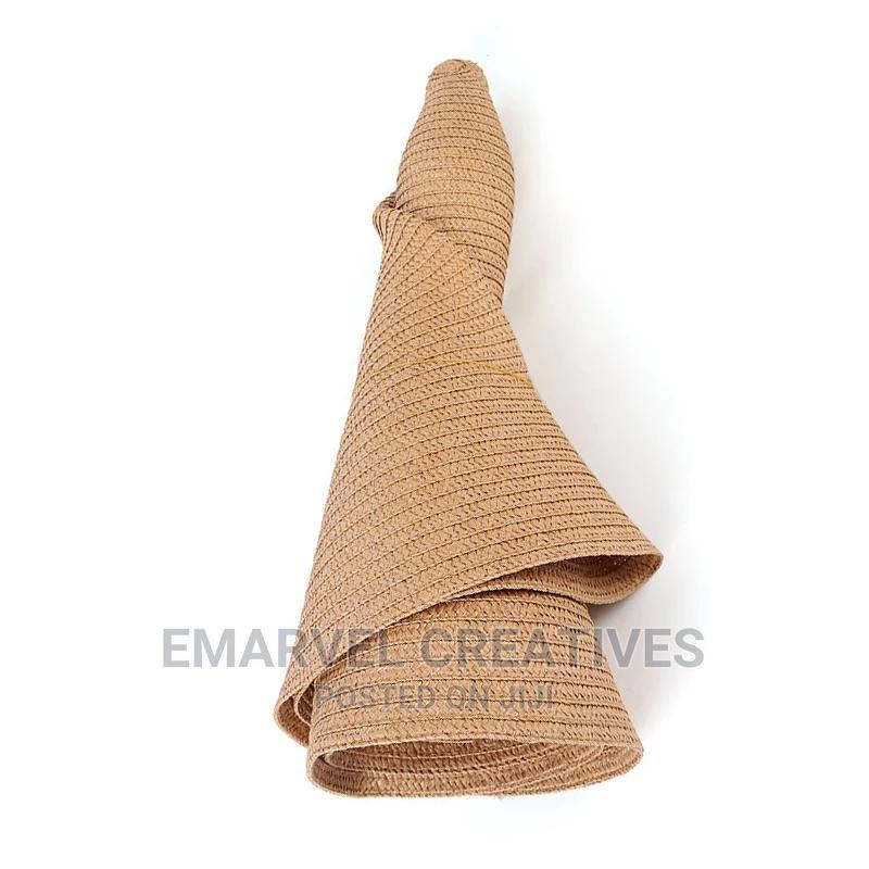 New Oversized Beach Hats 25CM Wide Brim Holiday Cap | Clothing Accessories for sale in Surulere, Lagos State, Nigeria