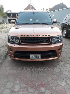 Land Rover Range Rover 2009 Brown   Cars for sale in Lagos State, Amuwo-Odofin