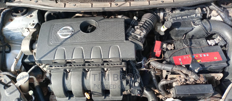 Archive: Nissan Sentra 2014 Gray