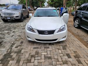 Lexus IS 2007 250 White | Cars for sale in Abuja (FCT) State, Gwarinpa