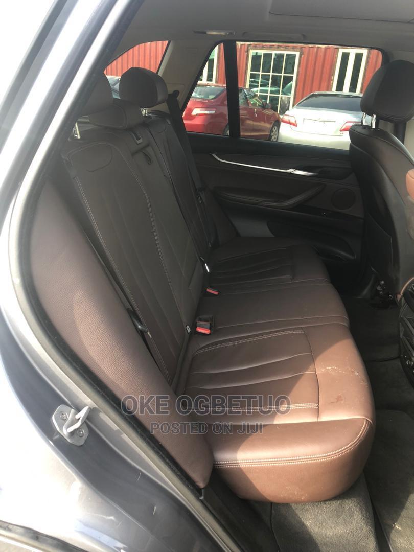 Archive: BMW X5 2014 Blue