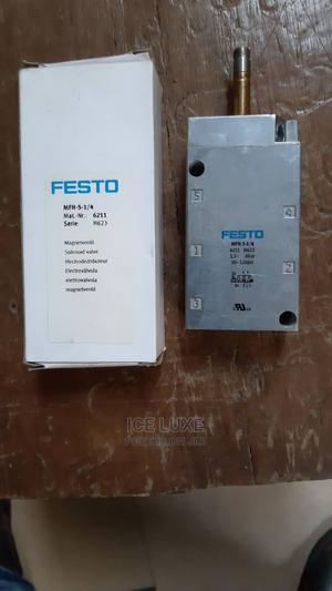 "Solenoid Valve Festo 1/4"" | Other Repair & Construction Items for sale in Lagos State, Lekki"
