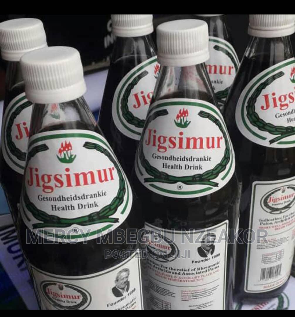 Archive: JIGSIMUR Health Drink