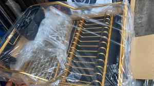 Golden Stainless Plate Rack   Kitchen & Dining for sale in Lagos State, Lagos Island (Eko)