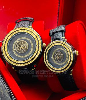 VERSAC Luxury Couple Watches for Bosses | Watches for sale in Lagos State, Lagos Island (Eko)