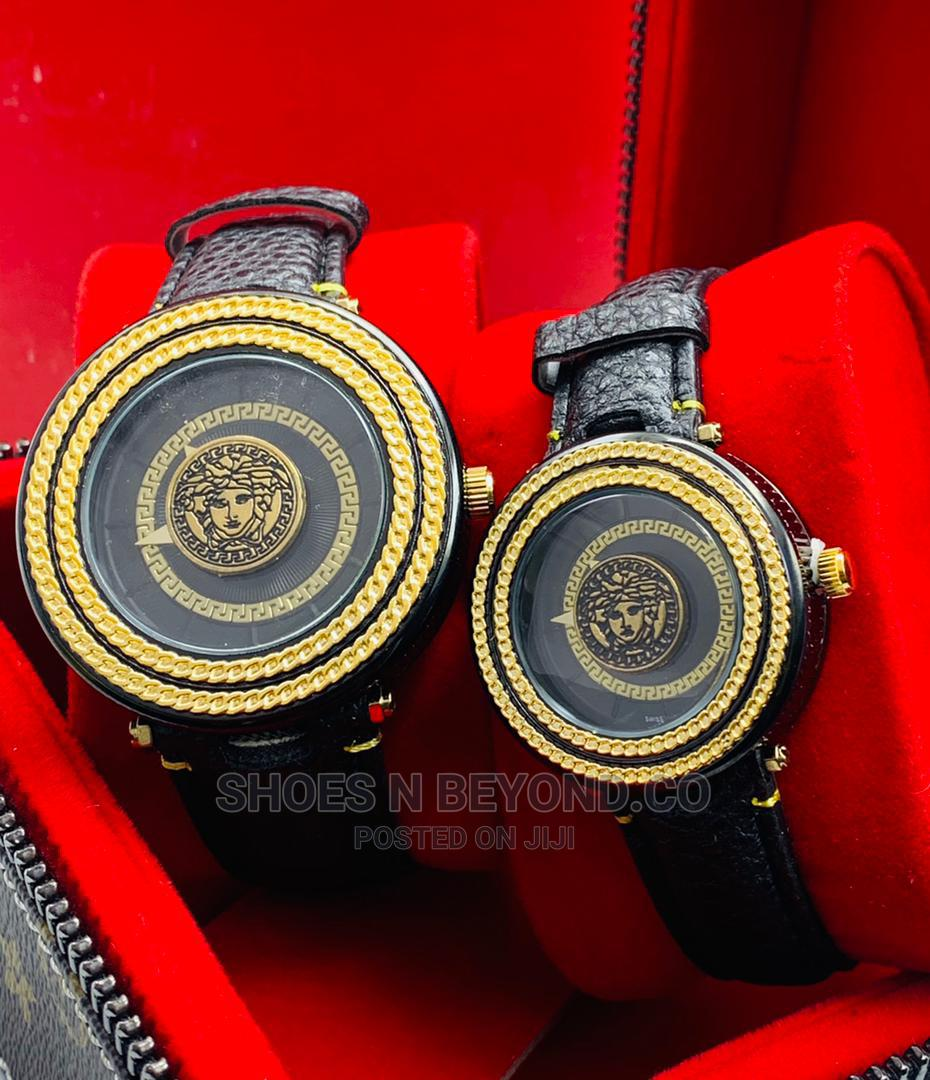 VERSAC Luxury Couple Watches for Bosses
