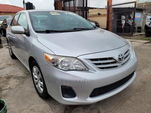 Toyota Corolla 2013 Silver | Cars for sale in Lagos State, Surulere